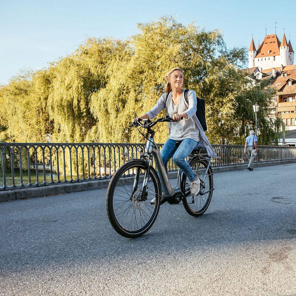 e-bike voor bedrijven